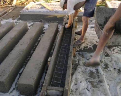 Как производить фибробетон енир подача и укладка бетонной смеси